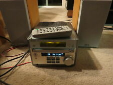 Sony Micro Hi-Fi Mini Component System CMT-RB5 With remote & Speakers Perfect!