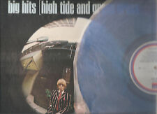 "ROLLING STONES ""Big Hits (High Tide And Green Grass)"" Japan blue Vinyl LP 1981"