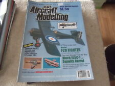 Scale Aircraft Modelling Magazine juin 1998 vol 20 no 4