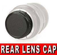 REAR LENS CAP COVER TAPPO RETRO OBIETTIVO Canon EF-S 15-85mm f/3.5-5.6 IS USM