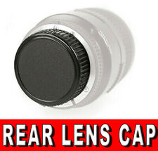REAR LENS CAP COVER TAPPO RETRO OBIETTIVO ADATTO A Nikon AF Fisheye 16mm f/2.8D