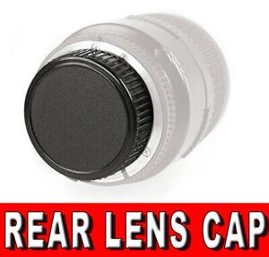 REAR LENS CAP TAPPO OBIETTIVO ADATTO PER Pentax smc DA 50-135mm F2.8 ED IF SDM