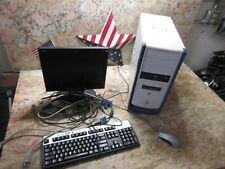 98 Scmi Scm Cnc 5 Axis Router Intel D845ebg2 A86650 002 Computer Desktop System