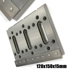 Wire Edm Fixture Board Jig Tool Stainless Steel for Clamping & Leveling Us Stock