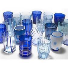 ZAFFERANO Melting Pot Confezione assortita 6 bicchieri Monocolore aquamarina