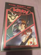 The best of Kitty vol. 3 anime dvd Rare Out Of Print Japanese Animation Vintage