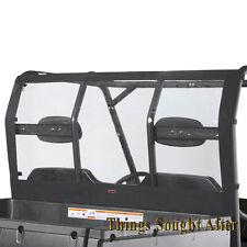 VINYL REAR WINDOW FULL SIZE 2011-2012 POLARIS RANGER 800 6x6 Crew Diesel EPS EFI