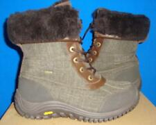 UGG Women's ADIRONDACK II Brown Vibram Sole event Boots Size US 7, EU 38 NEW