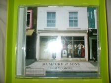 MUMFORD & SONS  -- SIGH NO MORE