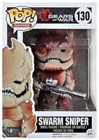 Gears of War Funko POP! Video Games Swarm Sniper Exclusive Vinyl Figure #130