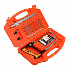 All-in-one Mini Saw With Case Box Kit for Household,Garden,Furniture-making