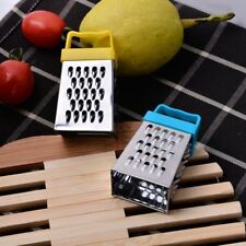 Multifunctional Stainless Steel Fruits And Vegetables Four-sided Grater Mini