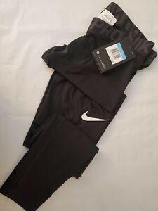 Nike Pro Dri-Fit Men's Compression Training Tights 838067-010 SIZE M NEW