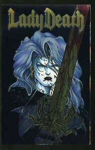 LADY DEATH #1-3 NEAR MINT COMPLETE SET 1994