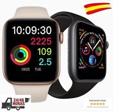 IWO 8 NEW Smartwatch ORIGINAL.Reloj Similar Apple IWatch 5. Ios Android. 24H SPA
