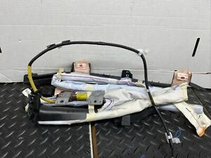 2014-2016 TOYOTA COROLLA RIGHT SIDE PASSENGER ROOF CURTAIN AIRBAG OEM 14 15 16