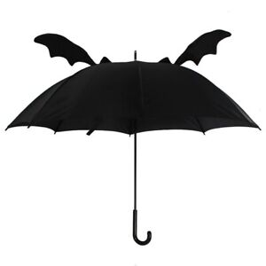3D BAT UMBRELLA, cute gothic bat umbrella witchy umbrellas, witchy gifts for her