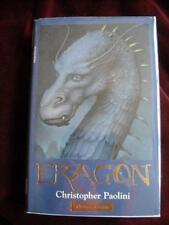 Christopher Paolini - ERAGON - - 1st/1st - INSCRIBED