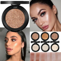 Facial Glow Highlighter Face Illuminator Contour Brightener Foundation powder-