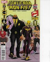 Power Man and Iron Fist #2, #4, & #5, 5 is Variant Cover! Marvel Comics 2016