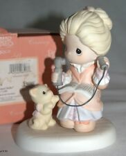 "PRECIOUS MOMENTS 4004739 ""JUST AN OLD FASHIONED HELLO"" 2005 MINT W/BOX WITH TAG*"