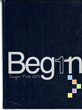 Cypress Creek High School Houston Texas 2011 Cougar Pride Yearbook Annual