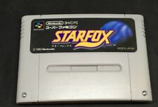 StarFox For SFC Super Famicom  Japanese *USA SELLER*