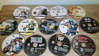 PS3 Playstation 3 loose game lot, Madden, Skate, Ghost Recon, Guitar Hero, MORE