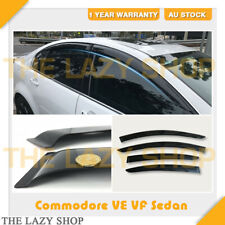 Weathershields Weather shields for Holden Commodore VE VF Sedan Window Visors
