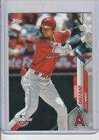 2020 TOPPS OPENING DAY SHOHEI OHTANI #43 LOS ANGELES ANGELS