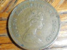 Very Nice 1979  Elizabeth II Hong Kong 50 cent coin (seller's # 564)