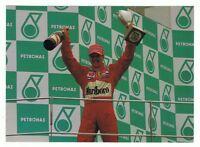 Michael Schumacher TeNeues Karte 2001