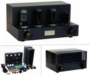 Douk Audio 6V6 Single-ended Class A Amp ValveTube Stereo Amplifier DIY KIT