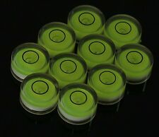 10pcs 18mm Circular Bubble Level for professional measuring and normal use