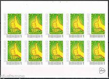 Nederland 2788 vel Persoonlijke postzegel TOP!, vel met PostNl-logo