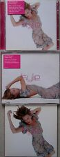 KYLIE MINOGUE * PLEASE STAY * UK 2 CD SET (w/ POSTER) & PROMO CD * LIGHT YEARS