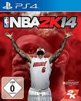 NBA 2K14 (Sony PlayStation 4, 2013, DVD-Box)