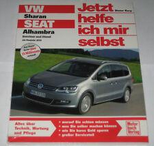Reparaturanleitung VW Sharan II + Seat Alhambra II, ab Baujahr 2010