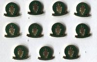 11 battalion badges ulster defence regiment udr British Army Enamel Infantry