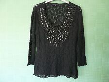 Per Una Lace Stretch Casual Tops & Shirts for Women