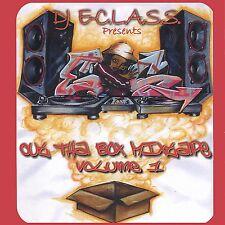 DJ E-C.L.A.S.S. - Out Tha Box Mixtape Volume 1 - CD