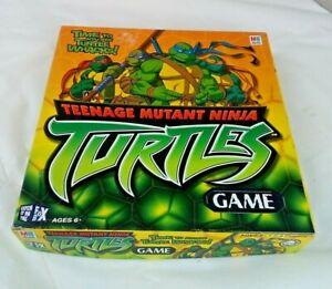 2003 Teenage Mutant Ninja Turtles Board Game, Turtle Whacks! MINT