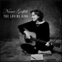 NANCI GRIFFITH - THE LOVING KIND  CD COUNTRY-BLUES