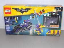 Lego 70902 Batman Movie CATWOMAN CATCYCLE CHASE 139pcs NIB sealed (L14)