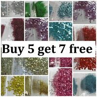 Glitter Chunky Cosmetic Nail Eye Festival Hair Holographic !!!! BUY 5 GET 7 FREE