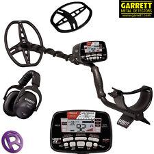 NEW Garrett AT Max Metal Detector with MS-3 Wireless Headphones