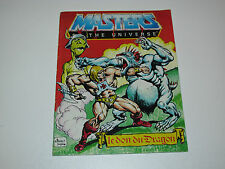 MOTU HE-MAN MASTERS OF THE UNIVERSE MINI COMIC 1983 DRAGON'S GIFT - FRANCE