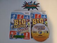 Big League Sports Summer Nintendo Wii - Complete
