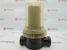 """Piab PPSF.5-X35 Pneumatic Filter Assembly 1/2"""""""
