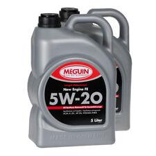 Meguin megol New Engine FE 5W-20 2x5 Liter Motoröl Ford EcoBoost WSS-M2C948-B